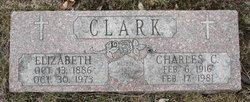 Elizabeth Lizzie <i>McQuisten</i> Clark