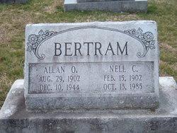 Nell Christian <i>Hedrick</i> Bertram