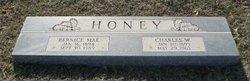 Charles Walter Honey