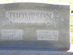 James Powell Thompson, Sr
