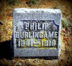 Phillip Burlingame