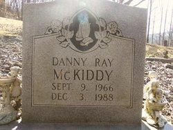 Danny Ray McKiddy