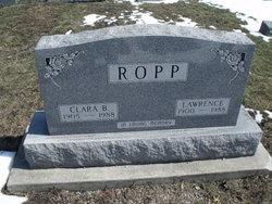 Clara <i>Birky</i> Ropp