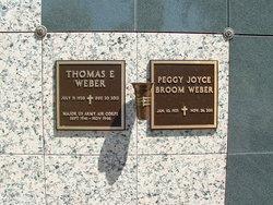 Maj Thomas E Weber, Sr