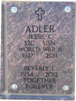 Jessie Clyde Jack Adler