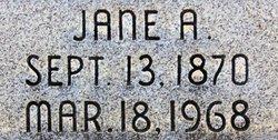 Nancy Jane <i>Anderson</i> Lang
