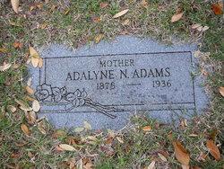 Adalyne N <i>Culpepper</i> Adams