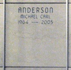 Michael Carl Anderson