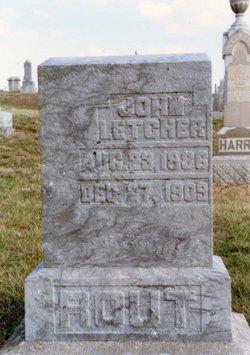 John Letcher Rout