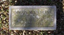 Maggie <i>McEachern</i> Bristow