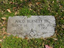 Naud Burnett, III