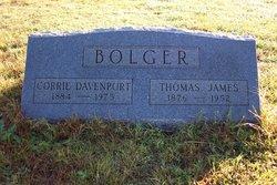Corrie <i>Davenport</i> Bolger