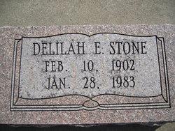 Delilah E Stone