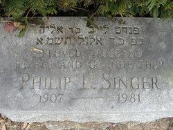 Philip L Singer