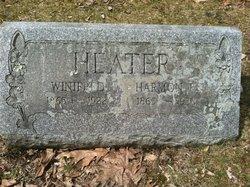 Winifred <i>Skelley</i> Heater