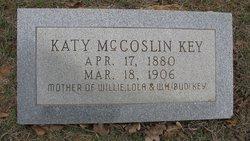 Katy <i>McCoslin</i> Key