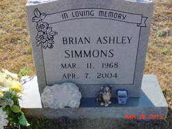 Brian Ashley Simmons