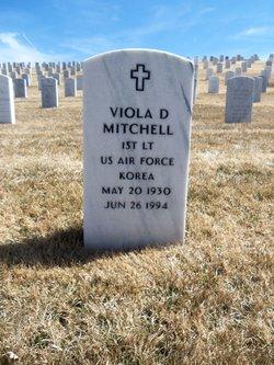 Viola D Mitchell