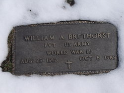 William A. Brethorst