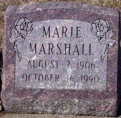 Marie Marshall