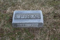 C. P. Rhead