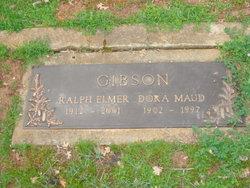 Ralph Elmer Gibson