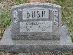 Georgianna Anna <i>Donohue</i> Bush