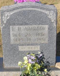 Edward B Adamson