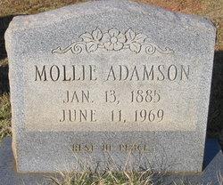 Mollie Adamson