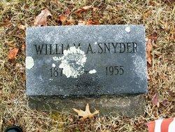 William Augustus Snyder