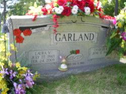 Laura Virginia <i>Epperson</i> Garland