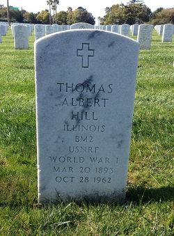 Thomas Albert Hill