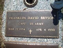 Franklin David Bryson