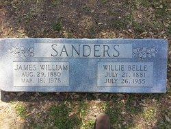 James William Sanders
