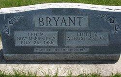 Leo M Bryant, Jr