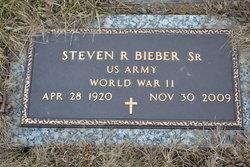 Steven R Bieber, Sr