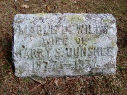 Mable D. <i>Wills</i> Dunshee