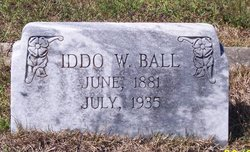 Iddo W. Ball