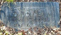 James David Holder, Jr
