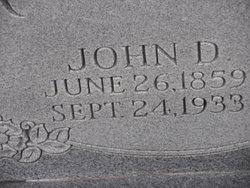 John D. Blair, Jr