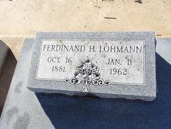 Ferdinand Henry Lohmann