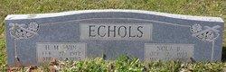 Nola Bee <i>Horton</i> Echols