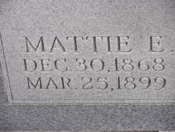 Mattie Elizabeth <i>Smith</i> Blair