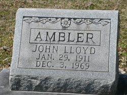 John Lloyd Ambler