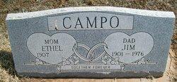 Kittie Ethel <i>Weathers</i> Campo