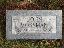 John Mossman