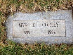 Myrtle <i>Wachter</i> Corley