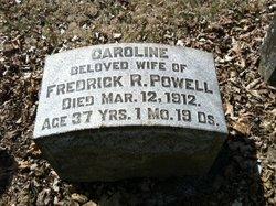 Caroline Sussana <i>Case</i> Powell
