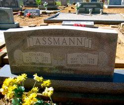 Annie <i>Maresh</i> Assmann
