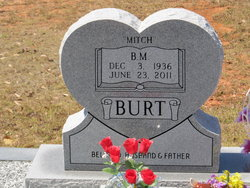 Barney Mitchell Burt